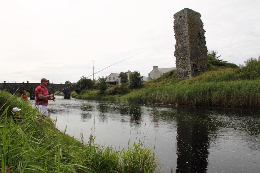 Fishing in Doonbeg